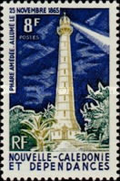 [The 100th Anniversary of Amedee Lighthouse, Typ DX]