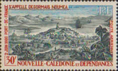 [Airmail - The 100th Anniversary of Renaming of Port-de-France as Noumea, Typ EF]