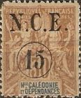 [No. 42 & 45-46 Surcharged, type K]