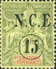 [No. 42 & 45-46 Surcharged, type K2]