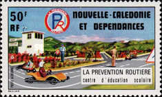 [Airmail - Road Safety, Typ KS]