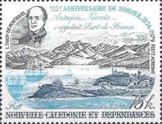 [Airmail - The 125th Anniversary of Noumea, Typ ME]