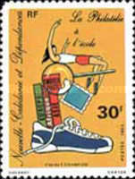 [Philately in School, type MW]