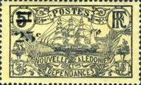 [Previous Stamps Surcharged, type Q5]