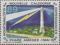 [Electrification of Amedee Lighthouse, Typ QZ]