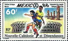 [Football World Cup - Mexico 1986, Typ RN]
