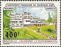 [French University of South Pacific, Noumea and Papeete, Typ SZ]
