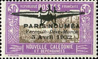 [Airmail - Paris-Noumea Flight, type T13]