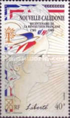 [The 200th Anniversary of French Revolution, Typ UA]