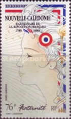 [The 200th Anniversary of French Revolution, Typ UC]