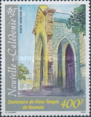 [Airmail - The 100th Anniversary of First Protestant Church in Noumea, Typ XS]