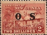 "[No. 1-10 Overprinted ""O S"", type A2]"