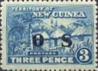 "[No. 1-10 Overprinted ""O S"", type A3]"