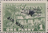 "[Airmail - No. 1-13 Overprinted ""AIRMAIL"" and Plane, type B1]"