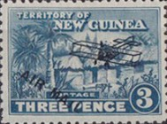 "[Airmail - No. 1-13 Overprinted ""AIRMAIL"" and Plane, type B4]"