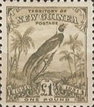 [The 10th Anniversary of Australian Mandate - Dated Scrolls - See Also No. 54-68, type C12]