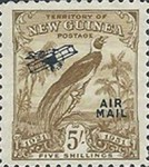 """[Airmail - No. 27-39 & Not Issues Stamp Overprinted """"AIRMAIL"""" and Plane - Dated Scrolls, type D11]"""