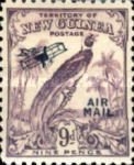 "[Airmail - No. 54-69 Overprinted ""AIRMAIL"" and Plane, type F10]"