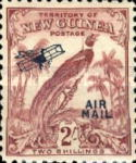 "[Airmail - No. 54-69 Overprinted ""AIRMAIL"" and Plane, type F12]"