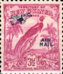 "[Airmail - No. 54-69 Overprinted ""AIRMAIL"" and Plane, type F6]"