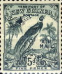 "[Airmail - No. 54-69 Overprinted ""AIRMAIL"" and Plane, type F8]"