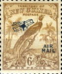 "[Airmail - No. 54-69 Overprinted ""AIRMAIL"" and Plane, type F9]"