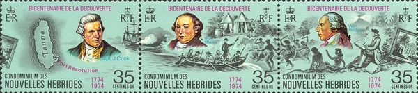 [The 200th Anniversary of Discovery - French Version, type ]