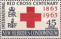[The 100th Anniversary of the International Red Cross, type AC]