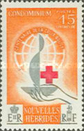 [The 100th Anniversary of the International Red Cross, type AD]