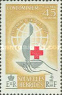 [The 100th Anniversary of the International Red Cross, type AE]