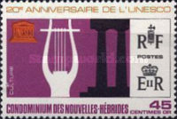 [The 20th Anniversary of UNESCO - French Version, type CD1]