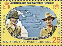 [The 25th Anniversary of Pacific War - French Version, type CI1]