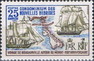 [The 200th Anniversary of Bougainville's World Voyage - French Version, type CV1]