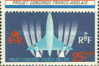 [Concorde Aircraft Project - French Version, type DA1]