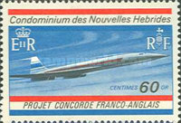 [Concorde Aircraft Project - French Version, type DB1]
