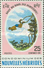 [Pentecost Island Land Divers - French Version, type DL1]