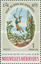 [Pentecost Island Land Divers - French Version, type DM1]