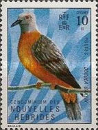 [Birds,Shells and Native Art - French Version, type EZ1]
