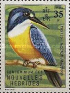 [Birds,Shells and Native Art - French Version, type FE1]
