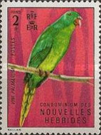 [Birds,Shells and Native Art - French Version, type FH1]