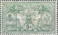 [Weapons and Totem Poles - French Issue, type G]