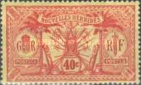 [Weapons and Totem Poles - French Issue, type G5]