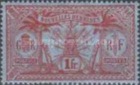 [Weapons and Totem Poles - French Issue, type G8]