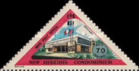 [Inauguration of New Post Office - English Version, type HL]