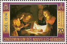 [Christmas - French Version, type HZ1]