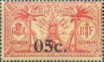 [Stamps of 1908-1912 Surcharged, type I1]