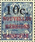 [Stamps of 1908-1912 Surcharged, type I2]