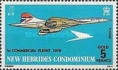 [The 1st Commercial Flight of Concorde - English Version, type IS]
