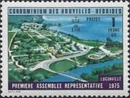 [The 1st Anniversary of the National Assembly - French Version, type JB1]