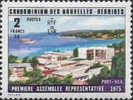 [The 1st Anniversary of the National Assembly - French Version, type JC1]